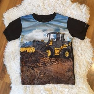 Boys John Deere shirt.